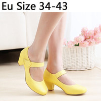 Plus Size 34-43 Sexy High Heels Brand Women Pumps Ladies Shoes Woman Chaussure Femme Zapatos Mujer sapato feminino 42 41