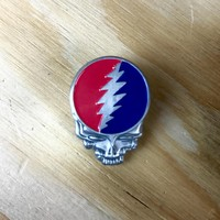 Grateful Dead - STEAL YOUR FACE Pin