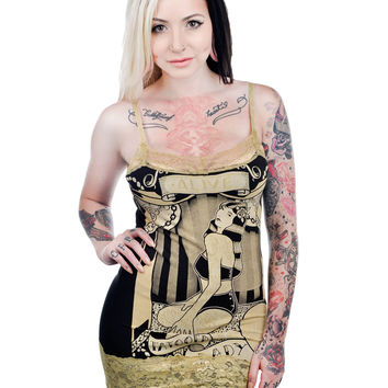 Lady Alive Camille Tunic