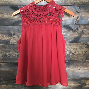 Indie Love Lace Top