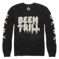 Been Trill Multi Color LS Fleece