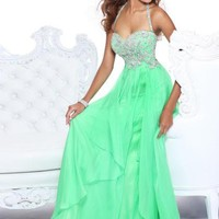 Sherri Hill 3836 at Prom Dress Shop