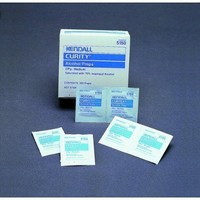 Kendall Curity Alcohol Prep Pads - One Box of 200 #5150