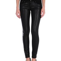 Tractr Quilted Pleather Skinny