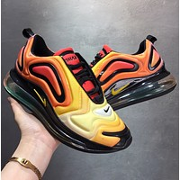 Nike  Air Max 720 Atmospheric cushion shock absorber men's sports shoes