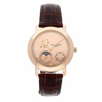 Patek Philippe Complications automatic-self-wind male Watch 5055R-001 (Certified Pre-owned)
