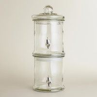 Two-Tier Beverage Dispenser - World Market