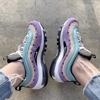 NIKE AIR MAX 97 2019 new high quality 3M reflective sports running shoes