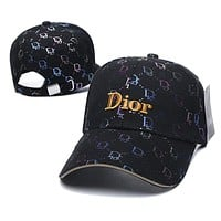Dior Fashion Snapbacks Cap Women Men Dior Sports Sun Hat Baseball Cap Q_1481979175