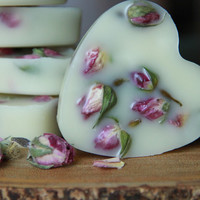 Vanilla Rose Romance Sensual Massage Bar