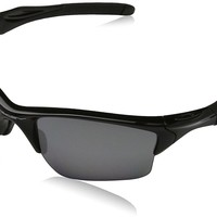 Oakley XL Polarized Sunglasses,Polished Black Frame Iridium Polarized ,one size