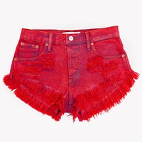 Keepers Coral Studded Babe Shorts