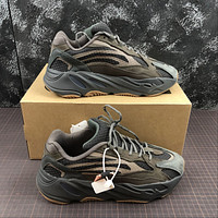 Morechoice Tuhl Adidas Yeezy Boost 700 V2 Geode Hollow Running Shoes Low Sneaker Breathable Jogging Shoes Eg6860