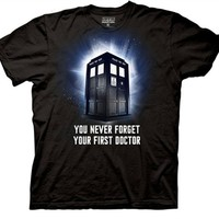 Doctor Who First Doctor T-Shirt |TV Show T-Shirt