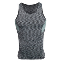 Quick Dry Men Running Vests Camouflage Cool Shirt Wicking Gym Tank Top Vest Summer Fitness Compression Sport Tights Clothing