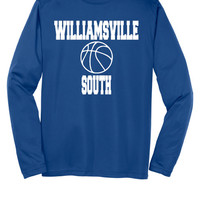 Williamsville South HS Mod. Basketball Sport-Tek® Mens PosiCharge™ Competitor™ Longsleeve Shirt