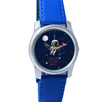 I Love You To The Moon And Back Wrist Watch