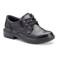 French Toast Damien Boys' Oxford Lace-Up Shoes (Black)