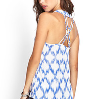 Strappy Geo Top