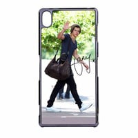 One Direction Harry Styles Hello Sony Xperia Z3 Case