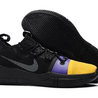 Kobe AD 2018 EP - Black/Purple/Yellow