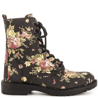 G by Guess - Silvia 3 - Black Multi Fabric