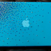 Authentic Swarovski Crystal Macbook Laptop Case Cover MORE COLORS AVAILABLE