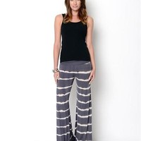 Hodges Tie-Dye Palazzo Pants- Made in USA - Hodges Collection Women's Apparel - Modnique.com