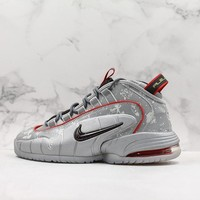 Nike Air Max Penny 1 Grey Black Red