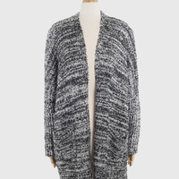 Knit Wool Cardigan with Pockets