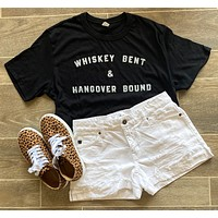 Whiskey Bent & Hell Bound tee