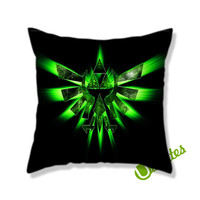 The Legend of Zelda Square Pillow Cover