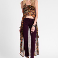 Eye Of The Tiger Tank by MINKPINK - $79.00: ThreadSence, Women's Indie & Bohemian Clothing, Dresses, & Accessories