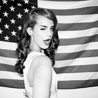P1426 Lana Del Rey Print Sexy Singer Poster Wall Art Decor Picture Flag 12x20""