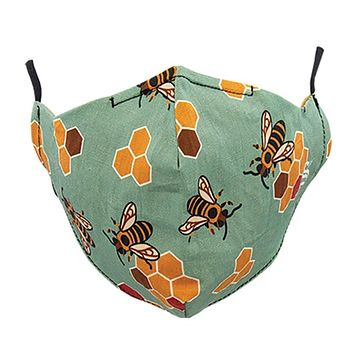 Busy Bees Mask