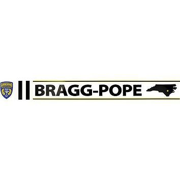 Bragg-Pope ABN Clear Window Strip