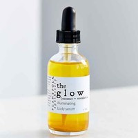 Plantfolk Apothecary The Glow Illuminating Body Serum