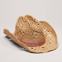 AEO Woven Cowboy Hat | American Eagle Outfitters
