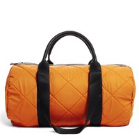 ASOS Holdall Bag With Nylon Quilting