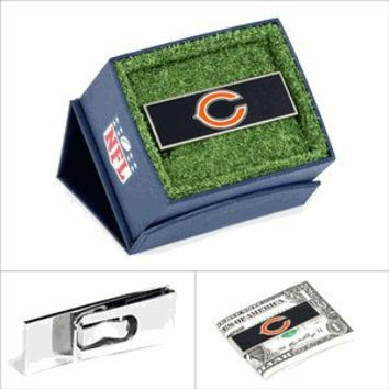 Chicago Bears Money Clip-CLI-PD-CHB-MC