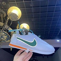 Nike Classic Retro Forrest Gump Sports Running Shoes Casual All-match Men's and Women's Shoes Wear-resistant Flat Shoes