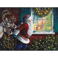 Springbok Puzzles Gifts From Santa Christmas Jigsaw Puzzle - Puzzle Haven