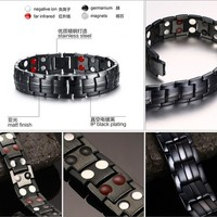New Arrival Hot Sale Shiny Gift Great Deal Awesome Stylish Men Stainless Steel Bracelet [10783261507]