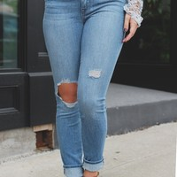 Forever Young Denim