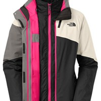 The North Face Cinnabar Triclimate Jacket for Women CA22 Other Colors