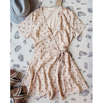 Flash Deal! Swiss Dot Dress