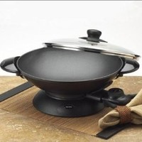 Aroma Housewares AEW-306 5-Quart Electric Wok