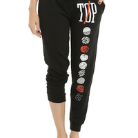 Twenty One Pilots Symbols Jogger Pants