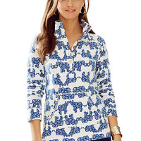 Captain Printed Popover - Lilly Pulitzer