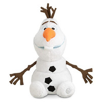 Disney Frozen Singing Olaf Plush